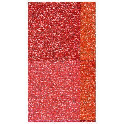 Scrittura arancio (Dino Izzo)