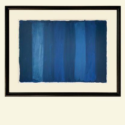 Tiziano Bellomi, Vestita di fiori blu